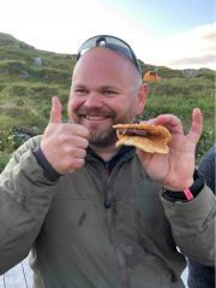 Bilder av Kværna fra Troms