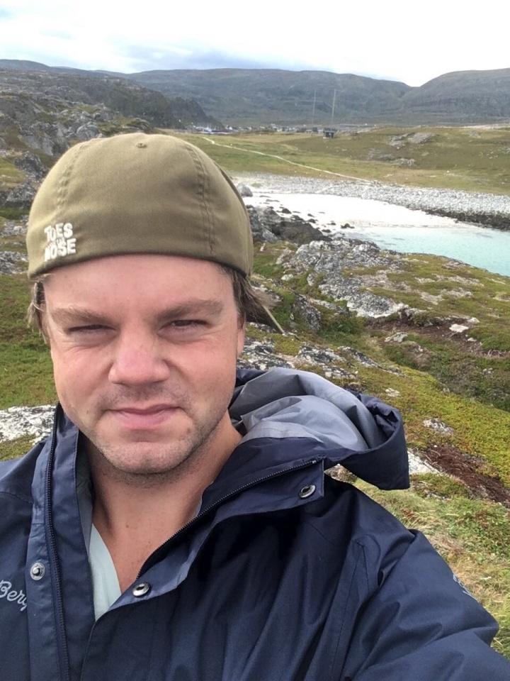 Bilder av Moten fra Vestfold