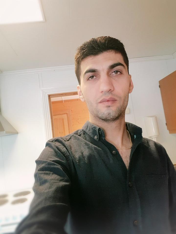 Bilder av Kamran fra