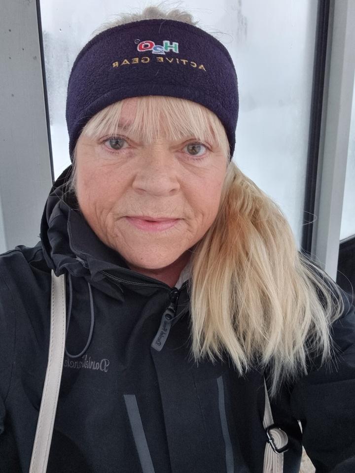 Bilder av dotten fra Møre og Romsdal