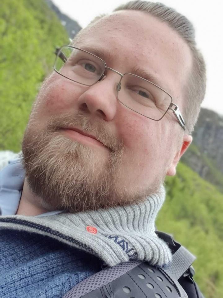 Match med Andreas! fra Nordland