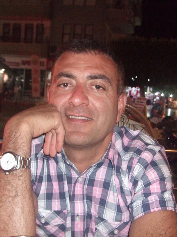 Bilder av Yilmaz fra