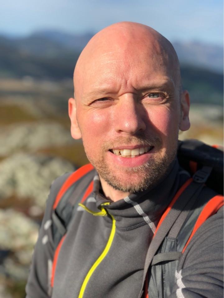 Bilder av JRJ75 fra Troms
