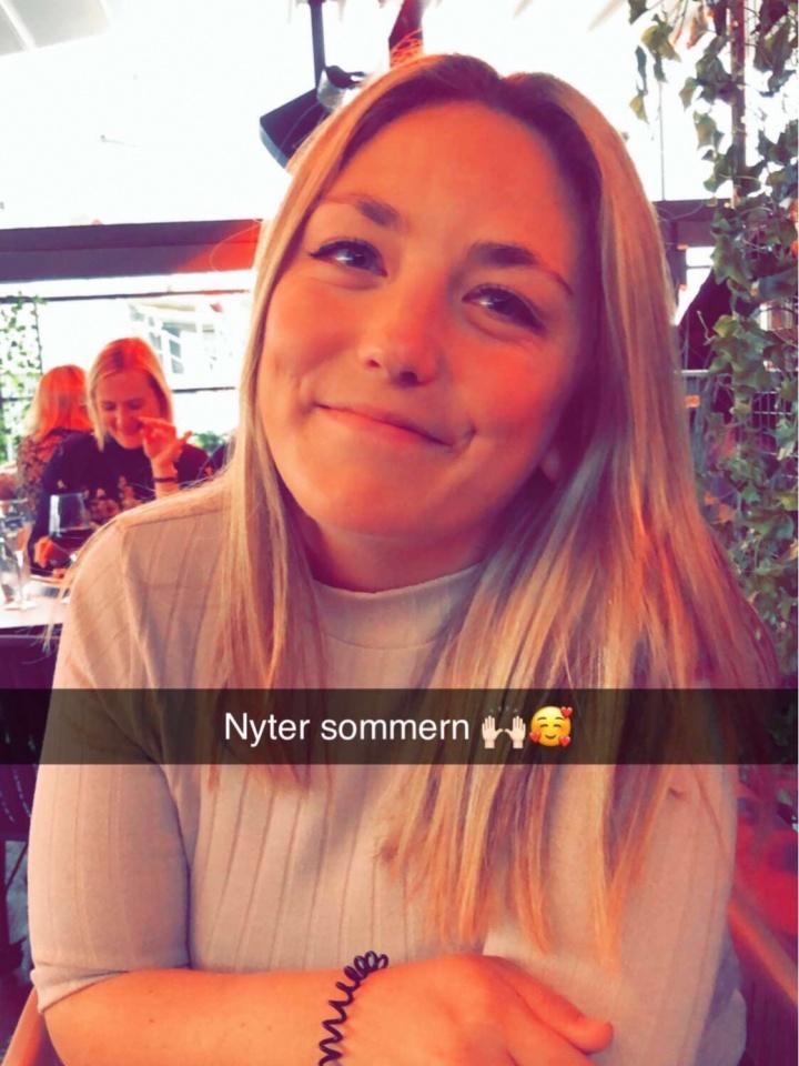 Match med CamillaL91 fra Vestfold