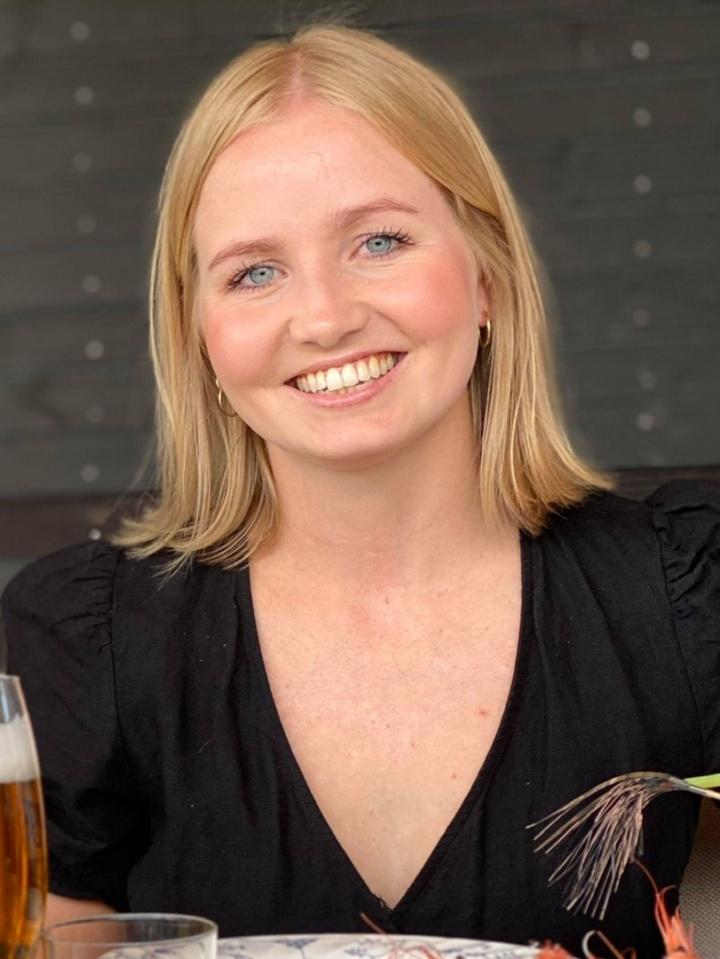 Date Kristineli fra Rogaland
