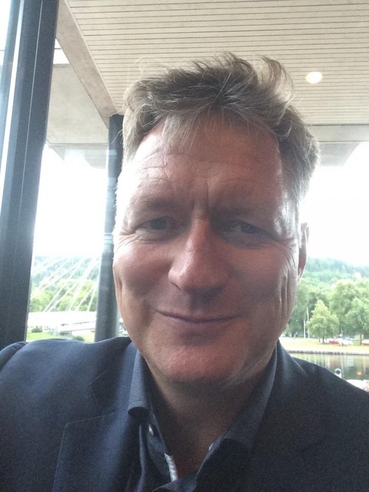 Bilder av Griffen fra Oslo