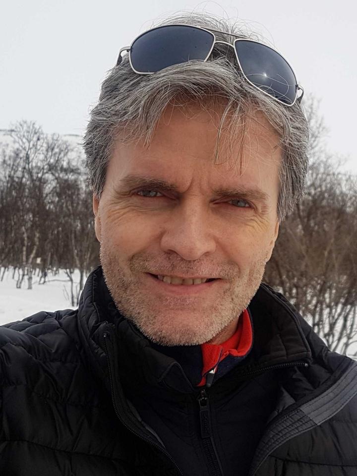 Bilder av Saarikivi fra Finnmark
