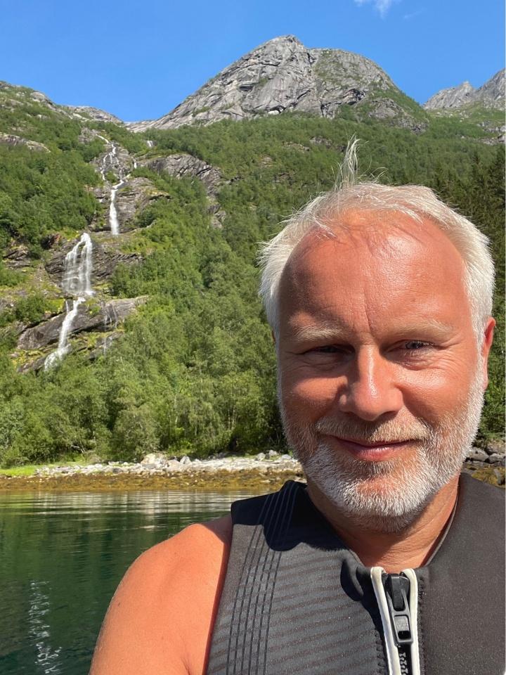 Match med jegervenn fra Nordland