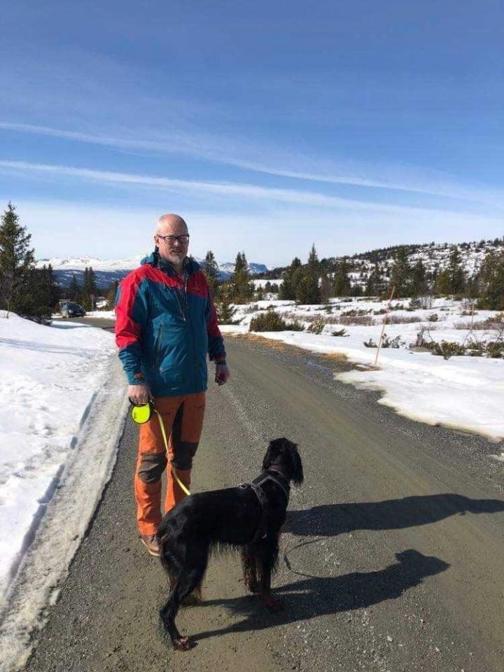 Bilder av Mennesket fra Rogaland