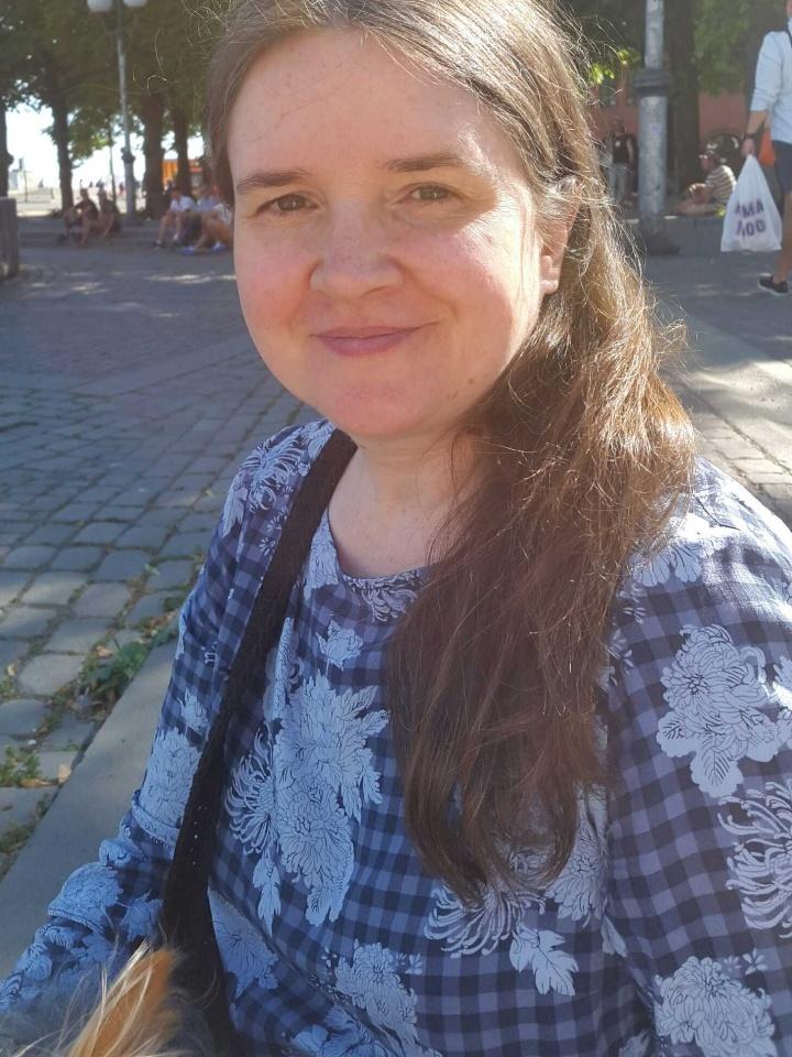 Bilder av Frederikke fra