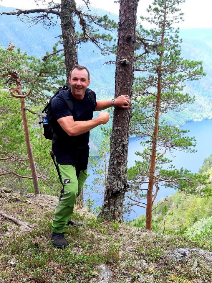 Bilder av Ariel.T fra Telemark