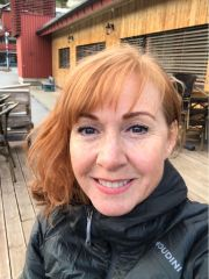 Bilder av Frøken-O fra Oslo