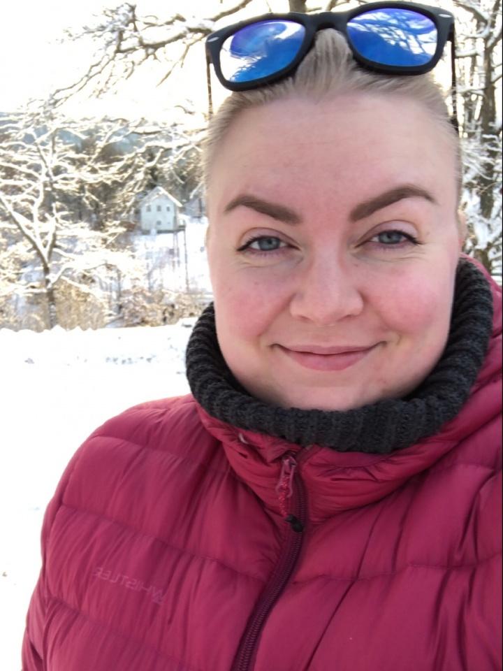 Bilder av mariesool fra Vestfold