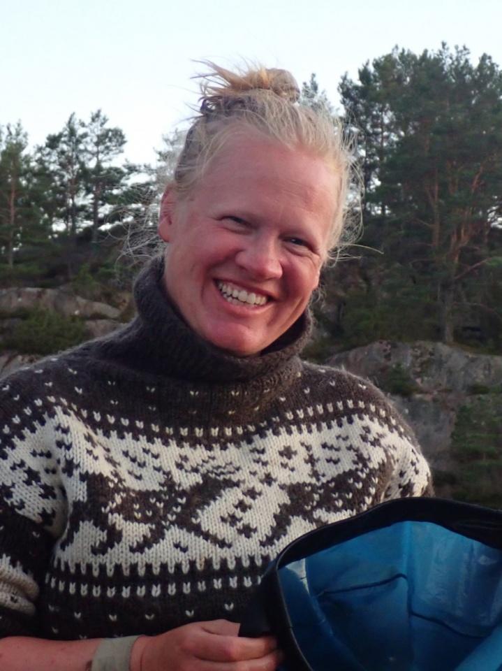 Bilder av Sebrajenta fra Oslo