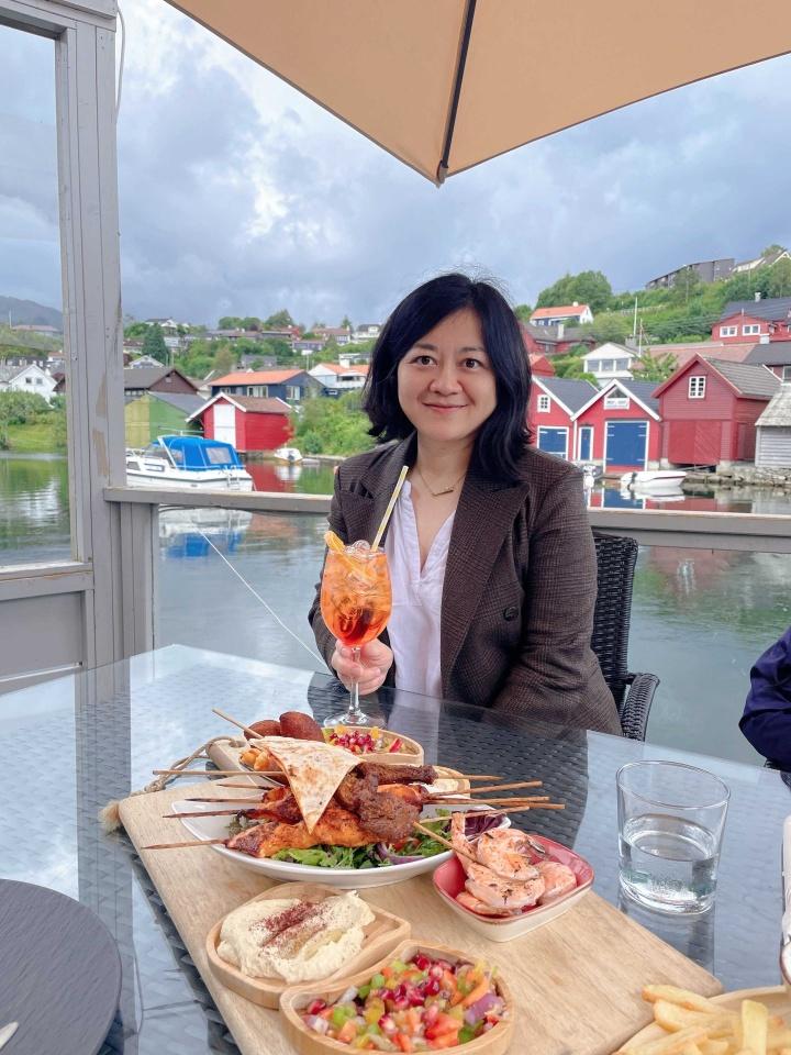 Bilder av Celin fra Hordaland