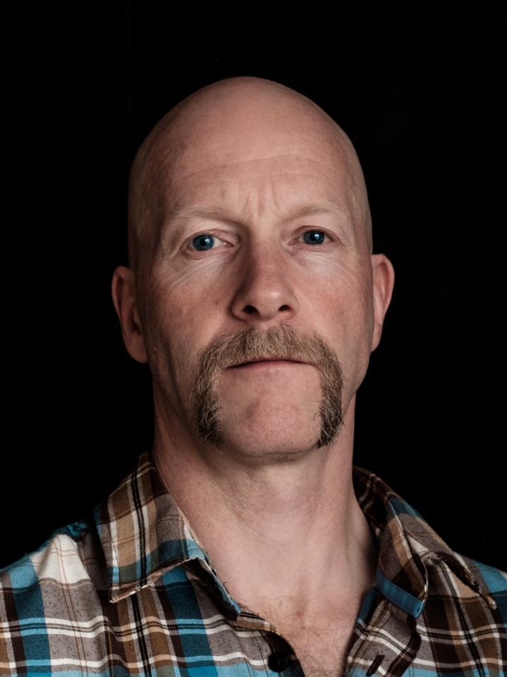 Bilder av Brent fra Buskerud