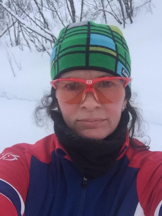 Bilder av Ebona fra Finnmark