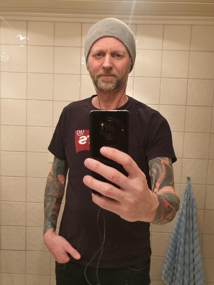 Bilder av Pocketmann fra Akershus