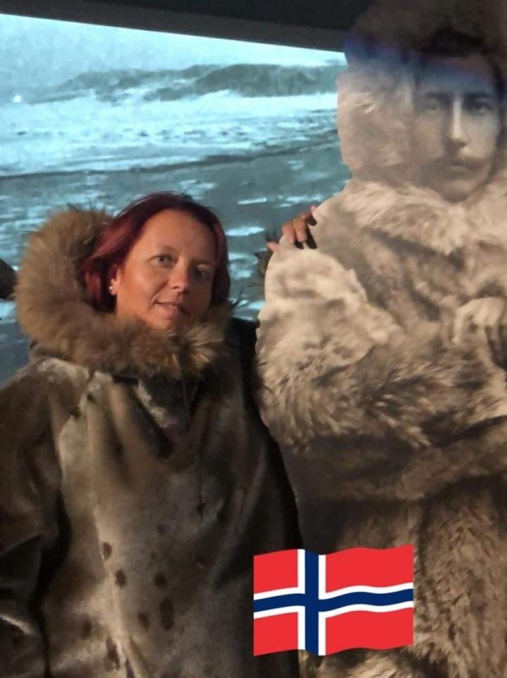 Bilder av Gunnbrith fra Nordland