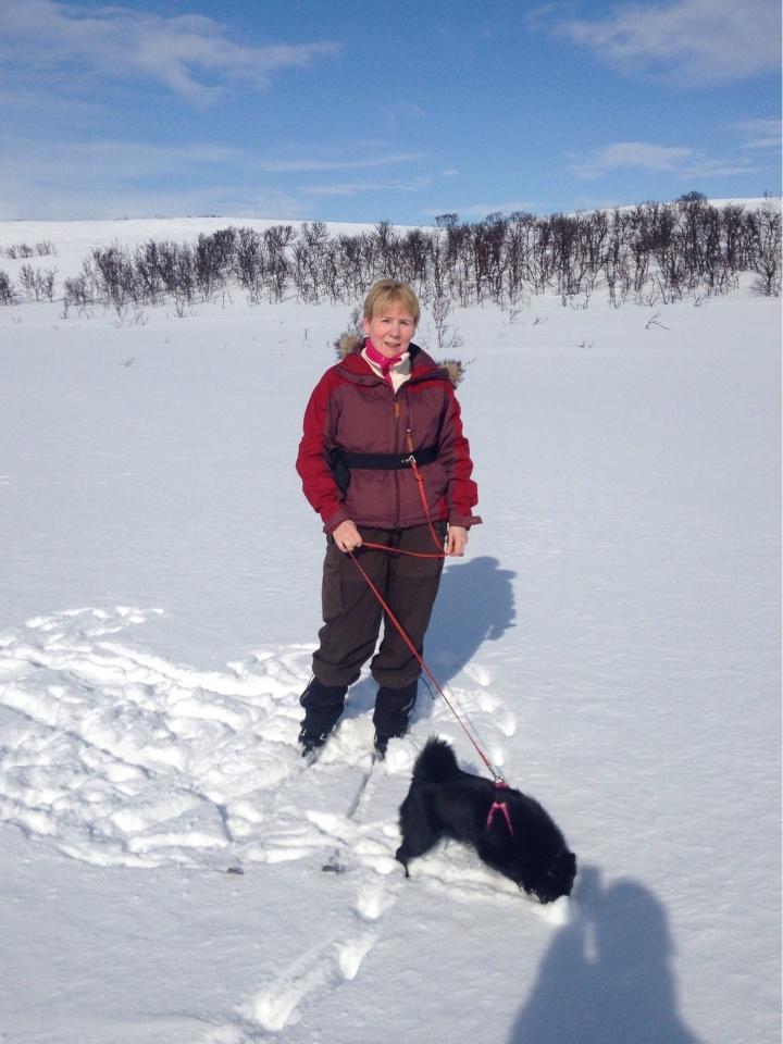 Bilder av megogdu fra Finnmark
