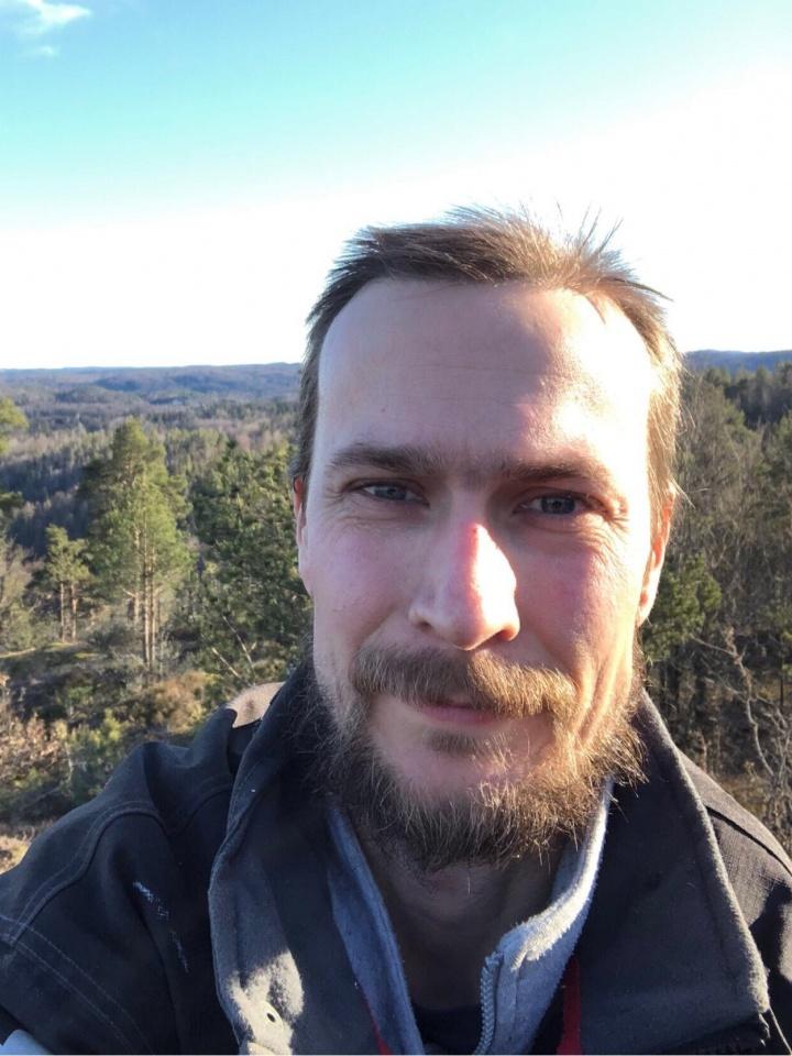 Bilder av kliptonium fra Vestfold
