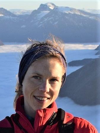 Bilder av FrøkenTind fra Møre og Romsdal