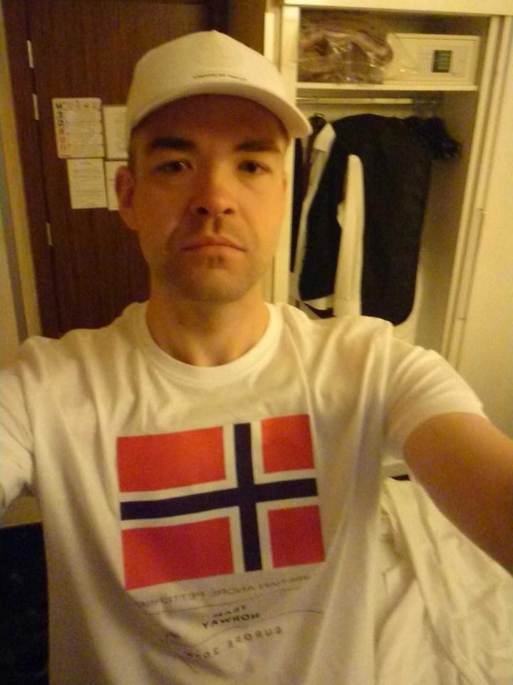 Match med Gunnar1987 fra Rogaland