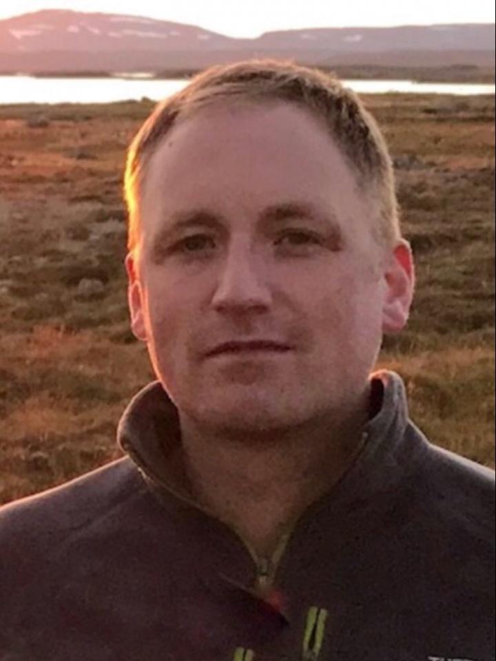 Bilder av swechef fra Hordaland