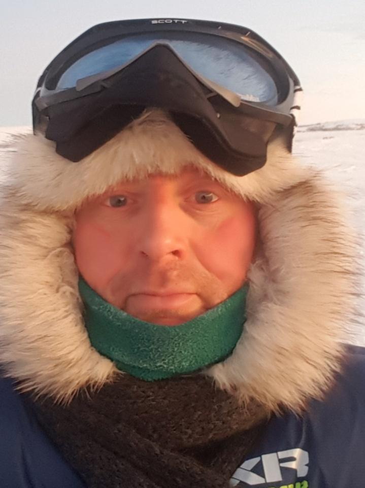 Date VidarHo fra Finnmark