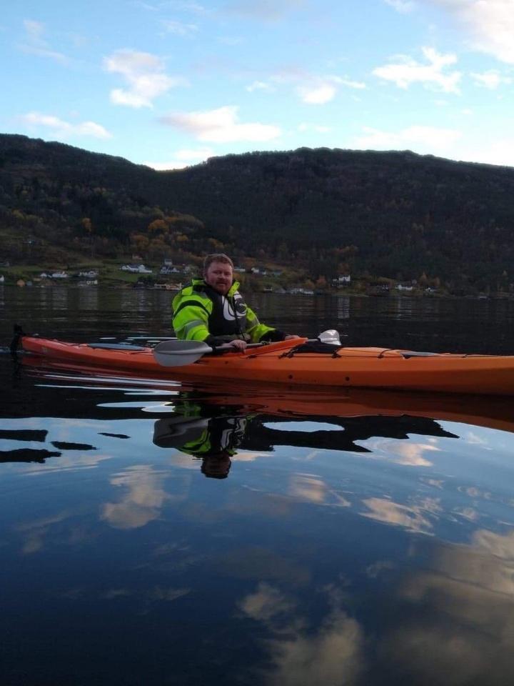 Bilder av mattrosen fra Hordaland