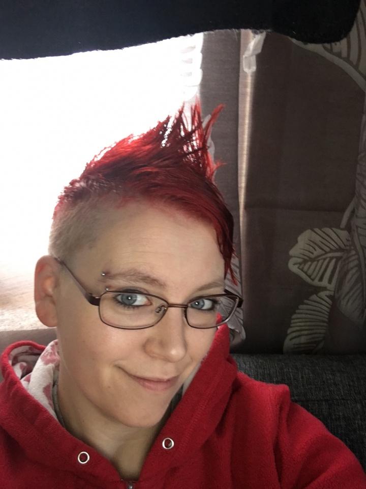 Date Redhead fra