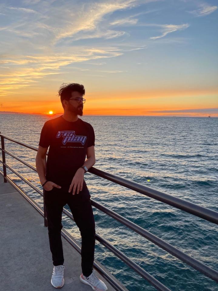 Bilder av Safdar fra Oslo